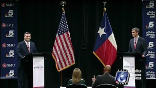 Cruz, O'Rourke debate scheduled for Sunday postponed A debate between senatorial candidate Beto O'Rourke and incumbent Senator Ted Cruz that was previously scheduled to be held on Sunday has been ..., From YouTubeVideos