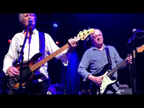 John Illsley of Dire Straits Live - Tunnel Of Love - Q-Factory Amsterdam NL 2018 HD