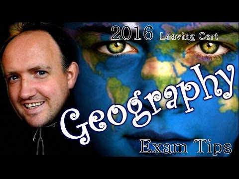 2016 (GEOGRAPHY) Predictions Episode 3   Study your entire course! Job