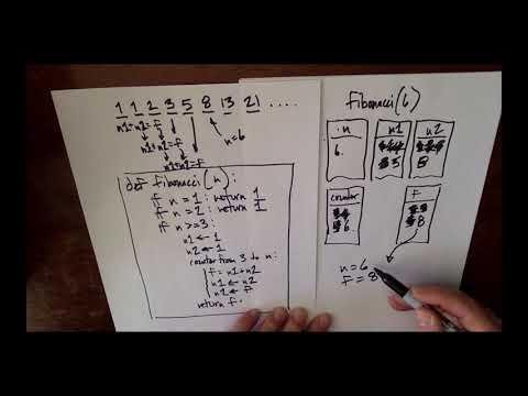 Computer Science vs Computer Programming, Algorithms, and Fibonacci Numbers