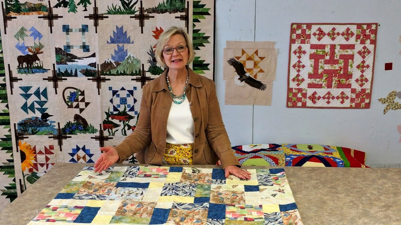 Preparing Your Quilt For Longarm Quilting Youtube