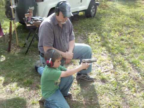 Family Gun Safety & Target Practice