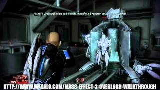 Mass Effect 2: Overlord - Mission 4: Atlas Station 1/3