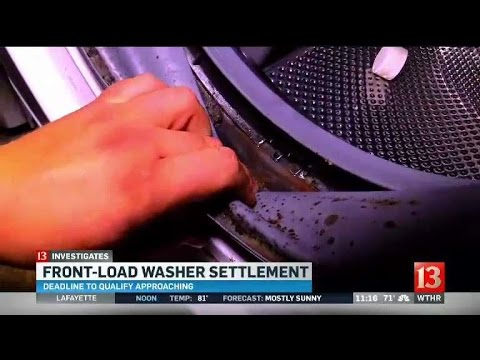 Deadline approaches for front-loading washer settlement