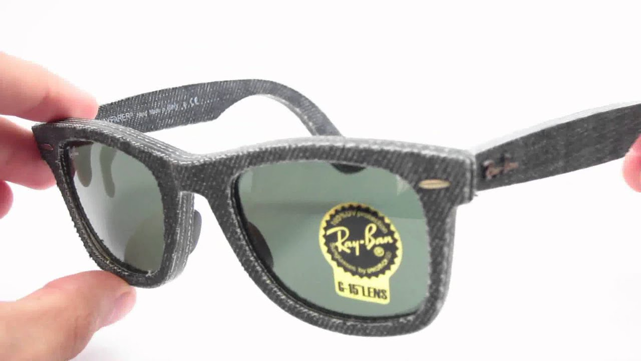 Ray Ban Rb 2140 Original Wayfarer 1162 Jeans 2v2mG