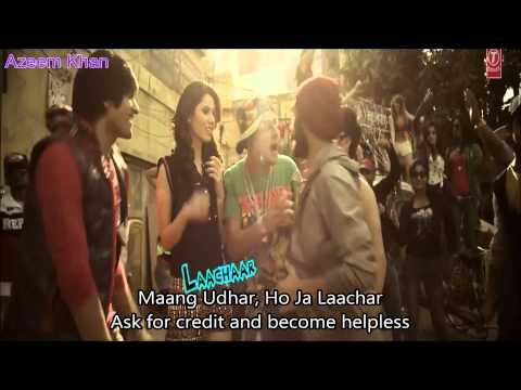 Fuk Fuk Fukrey Hindi English Subtitles Song HD