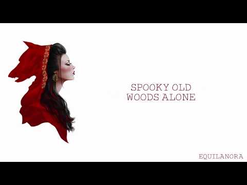 Amanda Seyfried - Little Red Riding Hood (Lyrics)