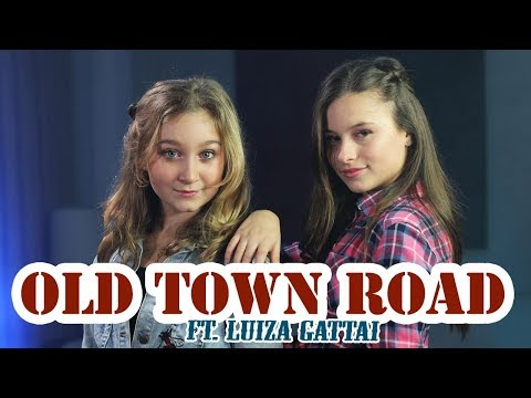 OLD TOWN ROAD Lil Nas X - Cover ft Luiza Gattai