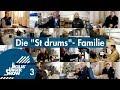 """Capture de la vidéo Die """"st Drums"""" - Familie  (Doku)"""