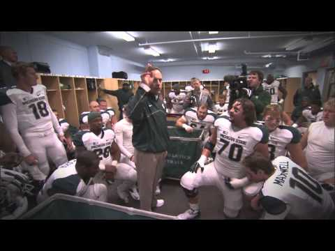 The Journey: Moments promo – Michigan State Locker Room Celebration