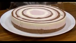 Дессерт Суфле из молока и какао.  Вкусно и просто.