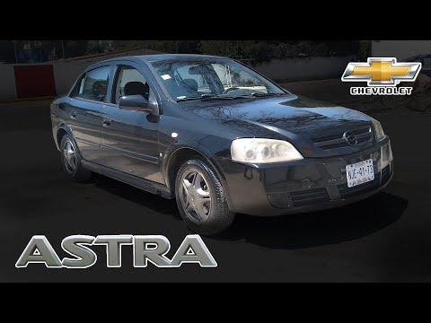 Chevrolet Astra 2006 - Reseña
