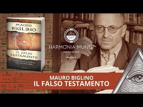 Harmonia Mundi presenta: Mauro Biglino 'Il Falso Testamento'