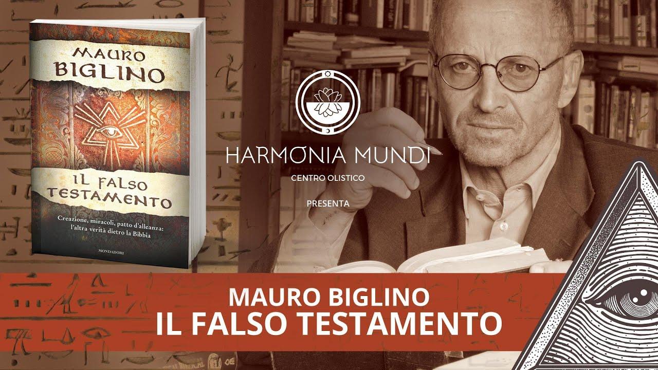 Harmonia Mundi presenta: Mauro Biglino