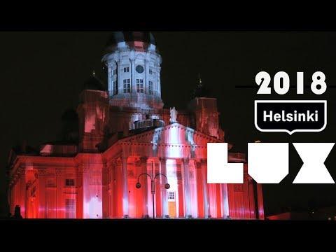 Lux Helsinki 2018  - KONSTALLAATIO
