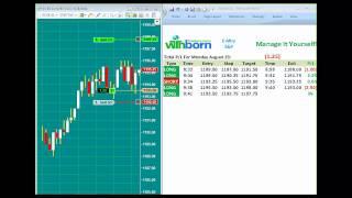 Emini Day Trading Strategies Methods 2.5 Profit Aug 29, 2011