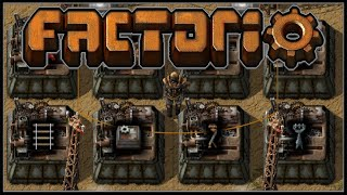Factorio Bootstrap Tutorial/Guide #2 - Blueprint Book Included