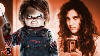 Top 5 Scariest Demonic Toys In Horror Movies