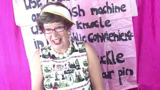 ELEVENSES with LORRAINE ep 26 - KNUCKLE ON THE CASH MACHINE