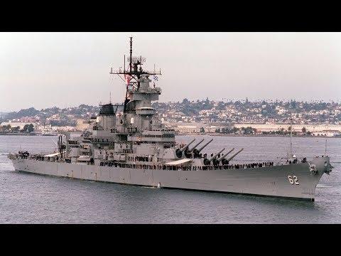USS New Jersey (kabel eins Doku)