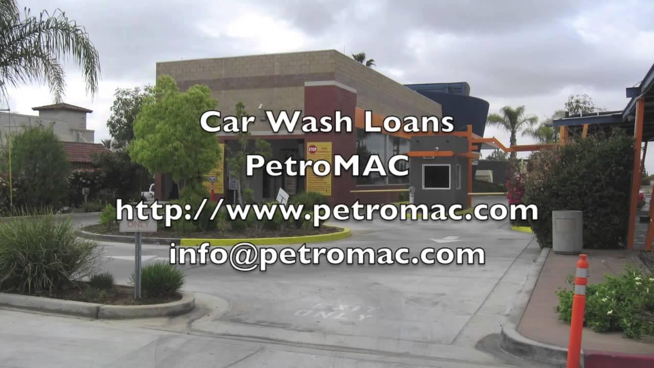 PetroMAC - Car Wash Loans Closings Los Angeles, California - YouTube