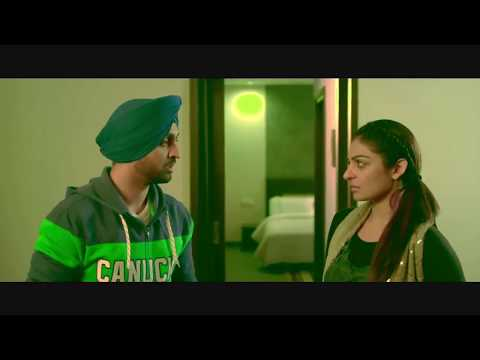 Very sad whats app status from jaat and juliet movie ft. diljit dosanjh