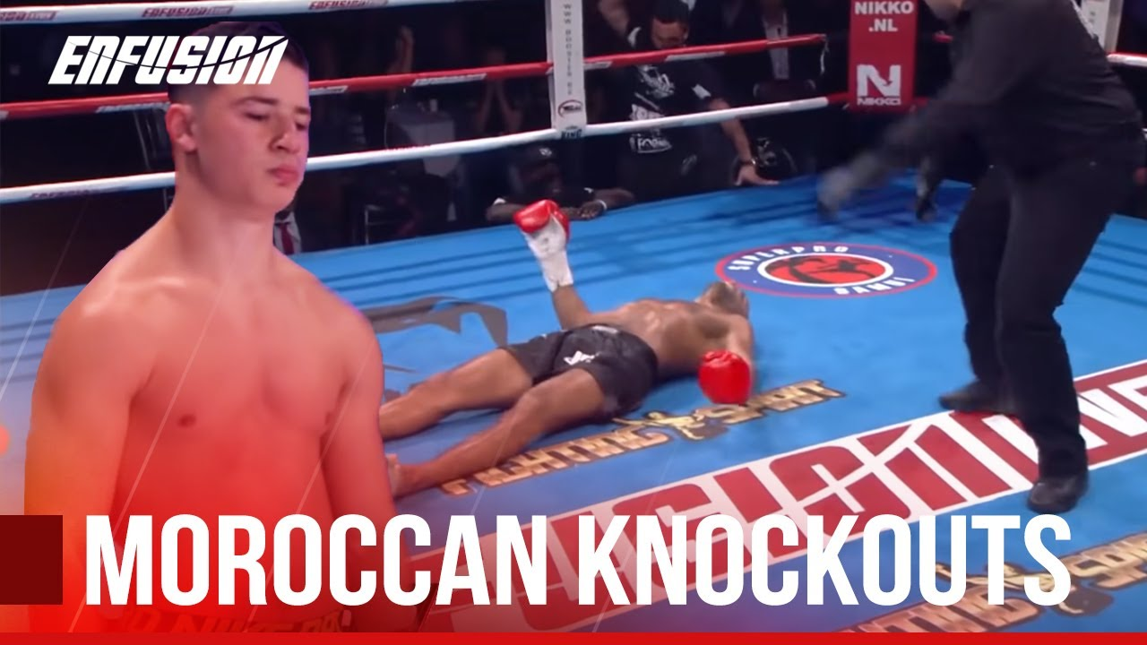Download Top 10 Knockouts By Moroccan Fighters