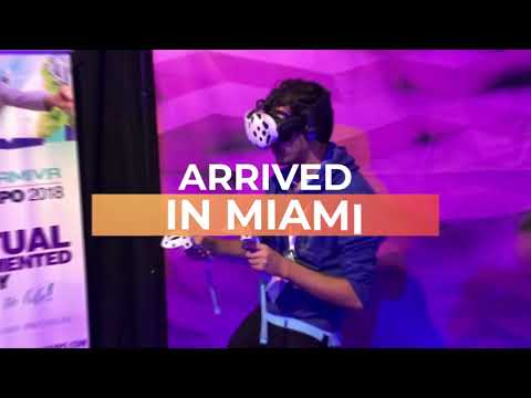 Miami's Virtual Reality and Augmented Reality Expo is Here!