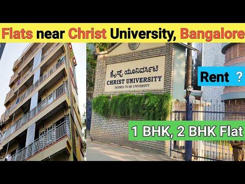Flat and PG near Christ University for | students/girls/family |  Bangalore