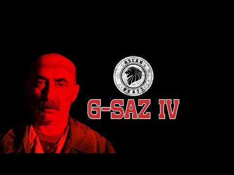 ►G-SAZ 4◄ AslanBeatz [ Turkish \u0026 Kurdish Saz Trap Beat ] Eşkiya Edition