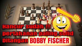 BOBY FISCHER vs WILLIAM HOOK 1970