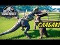 Все Хишные Динозавры проиграли Травоядным Jurassic World Evolution mp3