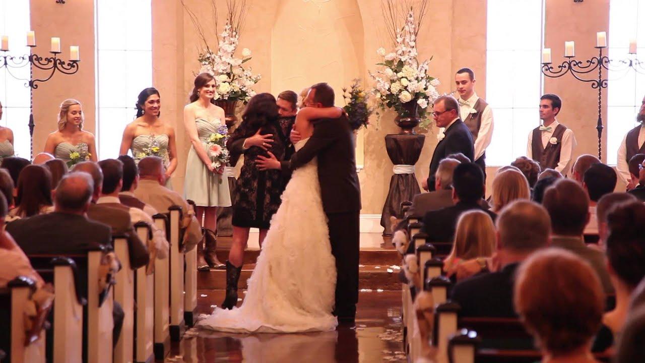 Rustic Wedding At Northeast Wedding Chapel Fort Worth Wedding
