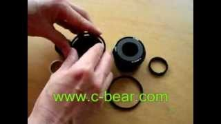 Osbb Bottom Bracket For Specialized Frame + Sram Gxp