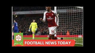 Pierre-Emerick Aubameyang bags for the first goal, Aaron Ramsey Treble as Arsenal defeated Everton