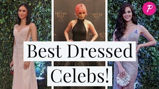 The 10 Best Dressed Celebrities - ABS CBN Ball 2018