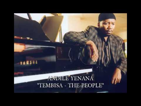 Thembisa [The People] - Andile Yenana