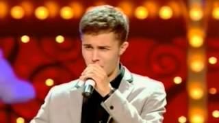 Незабываемый вокал Андрея Баринова - Большая Разница по-украински - Интер