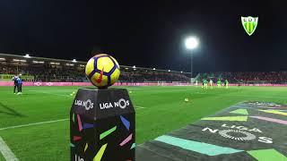 Gameday (CD Tondela 1-5 SL Benfica)