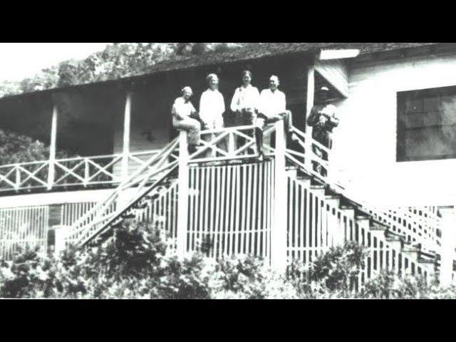 Zane Grey Cabin In Payson, AZ