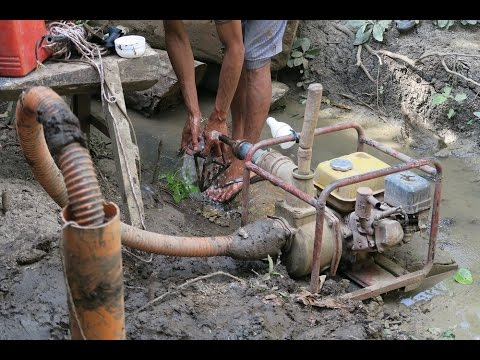 "Philippine Water Well ~ ""WELL IS FINISHED!"" ~ Video 6 ~ Santa Barbara Iloilo Phillipines"