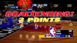 NBA Showtime: NBA on NBC Gameplay (PSX,PsOne,Playstation)