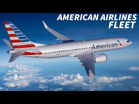 AMERICAN AIRLINES Set for FLEET SHAKEUP