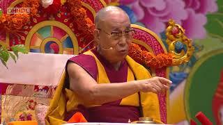 Buddhist teachings by the Dalai Lama on the 'Diamond Sutra' in Latvia - Day 3|WildFilmsIndia