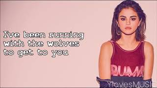 Video Selena Gomez ft. Marshmello - Wolves (Lyrics) download MP3, 3GP, MP4, WEBM, AVI, FLV April 2018