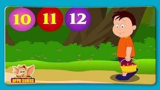 Un, Deux, Trois, Allons Dans Les Bois - French Nursery Rhyme