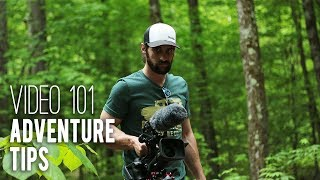 S4X1: Adventure Tips. Video 101.