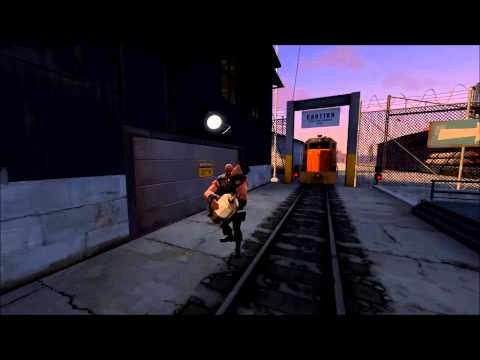[SFM] Train tries to kill Scout