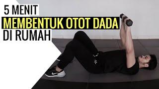 5 Menit Latihan Dada Di Rumah    HOME WORKOUT By Risman Fitness