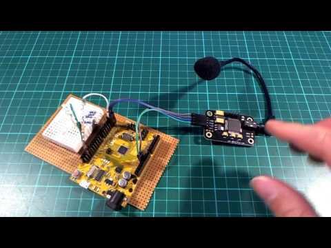 Geeetech voice recognition module (arduino)